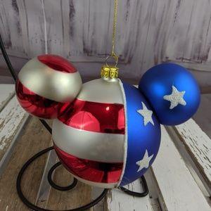 Disney world mickey ears american flag patriotic i